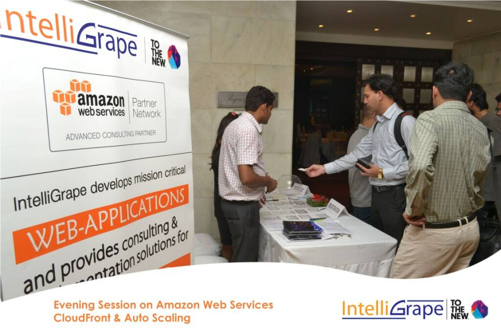 Evening Session on AWS CloudFront& Auto Scaling by Amazon and IntelliGrape Software-2