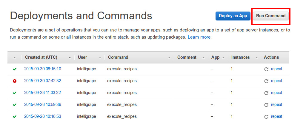 Deployments - AAP-Stack – AWS OpsWorks 2015-10-15 16-31-29