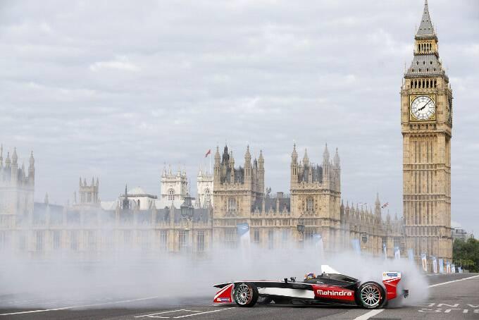 Formula E Championship London