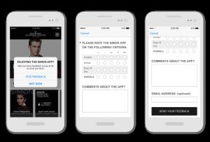 Mobile App Feedback