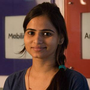 Vineeta Sharma Javascript developer