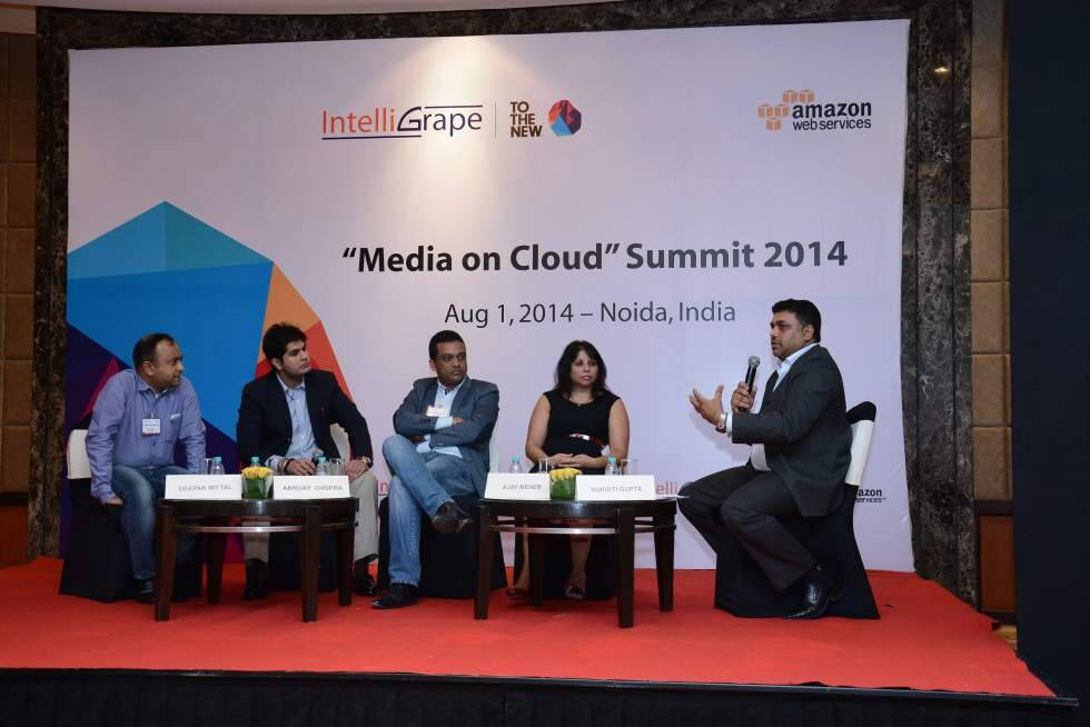 media-on-cloud